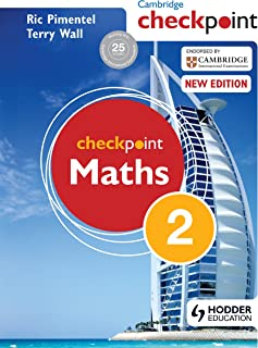 Cambridge Checkpoint Maths Student's Book 2