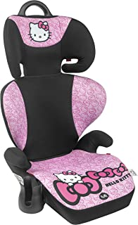 Cadeira para Auto Hello Kitty 15 a 36kg, Tutti Baby, Rosa/Preto