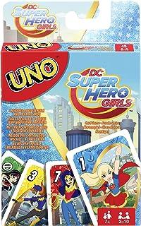 UNO: DC Super Heros - Card Game