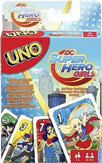 Mattel Games UNO DC Super Heros Card Game