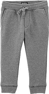 OshKosh B'Gosh Boys' Classic Fit Logo Fleece Pants