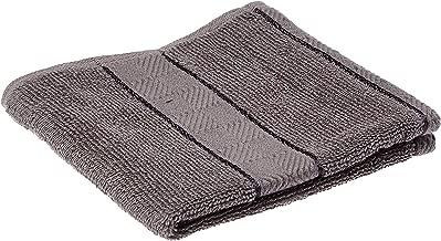 Panache Exports Utopia Soft Face Towel, Dark Grey, 33 cm x 33 cm, PESOFFAC01