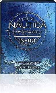 Nautica Eau de Toilette for Men, N-83, 3.4 Ounce