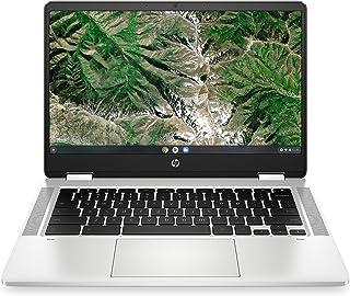 HP Chromebook x360, Touch/14 Inch Full HD Antiglare slim IPS, INTEL PENTIUM N5030 (GEMINI LAKE R), 4GB RAM, 64GB SSD, Chro...