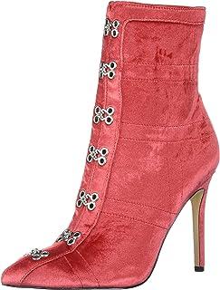 حذاء نسائي أنيق مخملي بنزي من كاتي بيري
