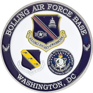 Bolling Air Force Base Washington DC Challenge Coin
