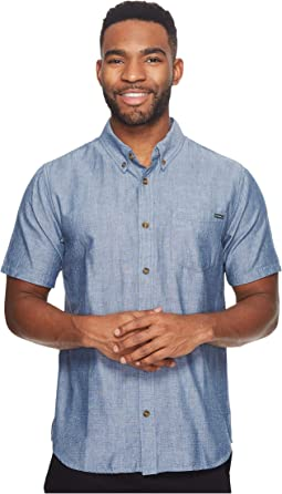 Williard Short Sleeve Wovens