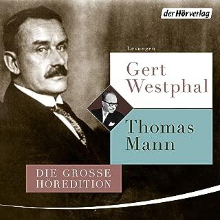 Gert Westphal liest Thomas Mann