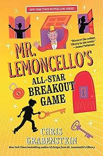 Mr. Lemoncello's All-Star Breakout Game (Mr. Lemoncello's Library)