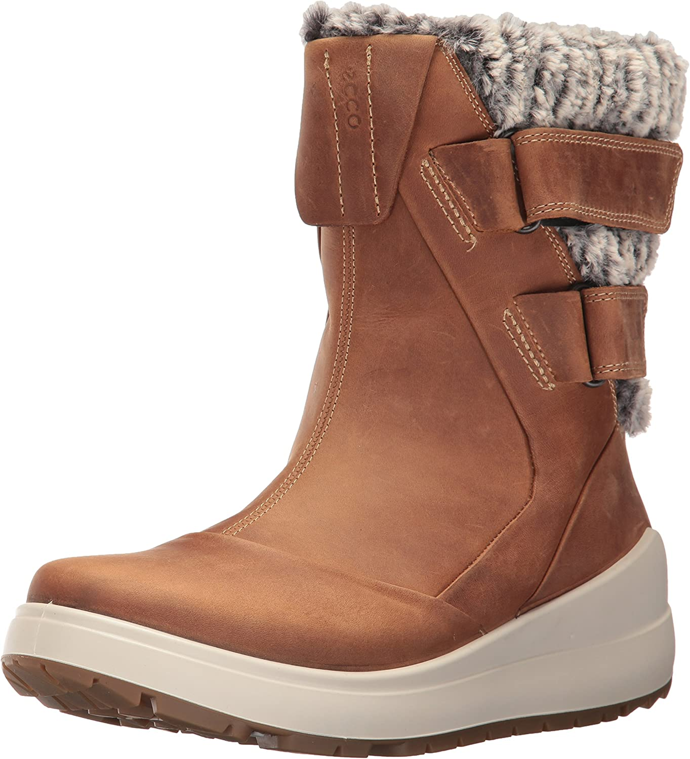 ECCO Womens Noyce Mid Boot Snow Boots