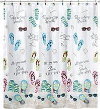 Avanti Linens 13746H MUL Cortina de Ducha, Multicolor