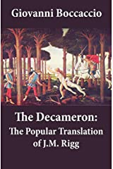 The Decameron: The Popular Translation of J.M. Rigg Kindle Edition