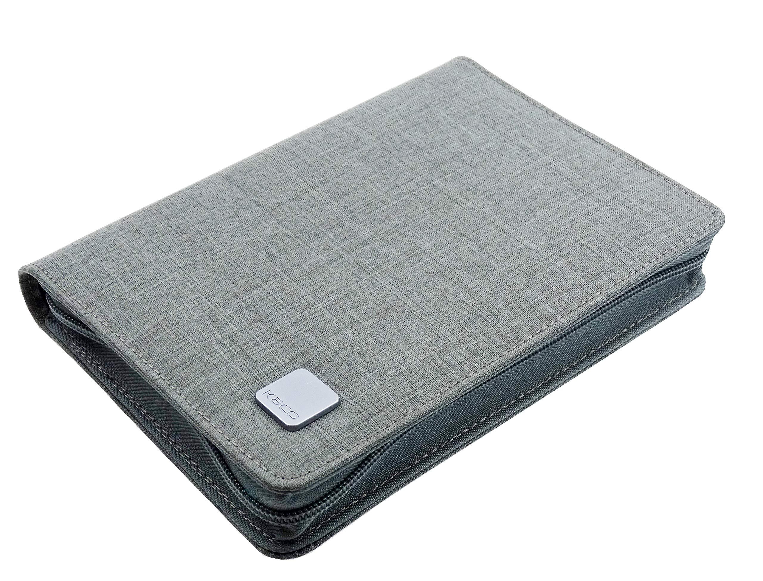 KACO - Estuche para pluma estilográfica (10 unidades, resistente al agua), color gris: Amazon.es: Oficina y papelería