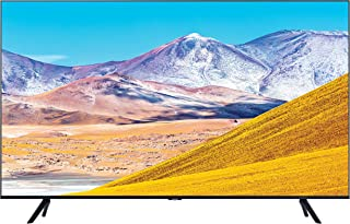 Samsung 109 cm (43 inches) 4K Ultra HD Smart LED TV UA43TU8000KBXL (Black) (2020 Model)
