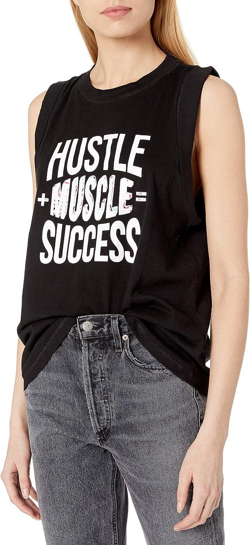 MINKPINK Women's Hustle Muscle Success Tank