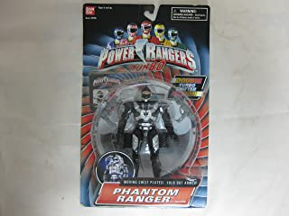 Power Rangers Turbo Phantom Ranger 5.5