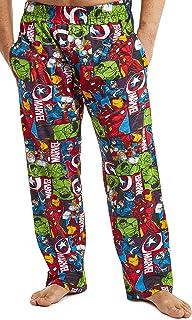 Alan Brown Ah.True.SHO Pantalones de Pijama para Hombre