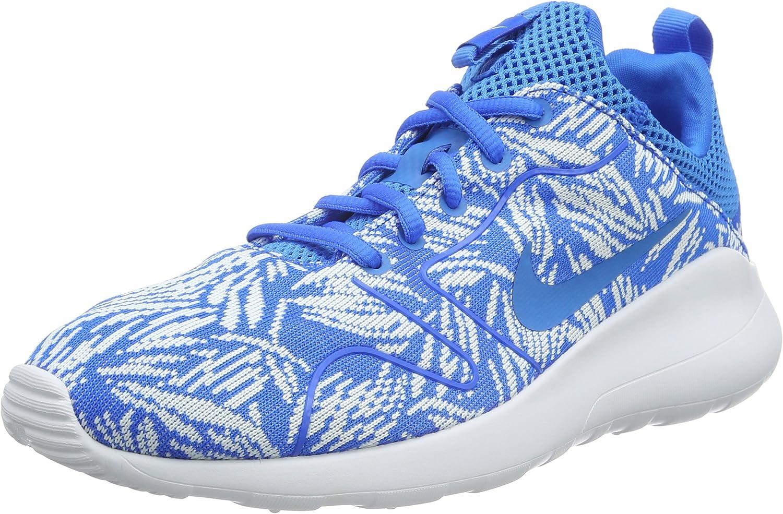 Nike Herren Kaishi 2.0 KJCRD Low-Top Blau Photo Blau-Weiß, 42 EU