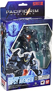 Best TAMASHII NATIONS Bandai Robot Spirits Gipsy Avenger Pacific Rim: Uprising Action Figure Reviews