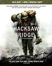 Hacksaw Ridge [Blu-ray + DVD + Digital HD]