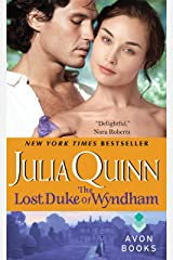 The Lost Duke of Wyndham (Two Dukes of Wyndham Book 1) Kindle Edition