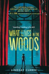 What Lives in the Woods Paperback