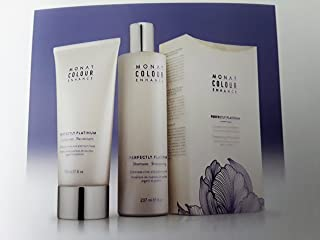 Monat Colour Enhance Perfectly Platinum Shampoo and Conditioner