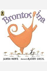 Brontorina Kindle Edition