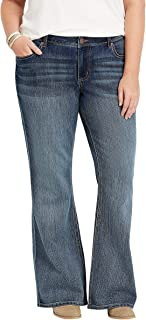 Best plus size flare jeans canada Reviews