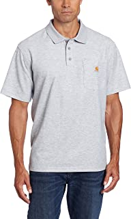 Carhartt Men's Contractor's Work Pocket Polo Shirt