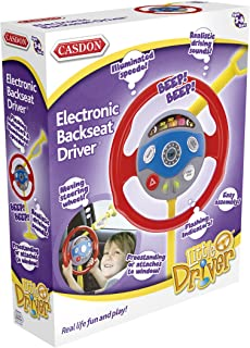 Casdon 485 Kids Electronic Backseat Driver Roleplay