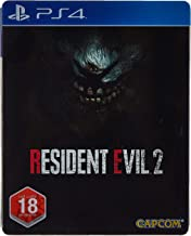 Resident Evil 2 Steel Book Edition (PS4)