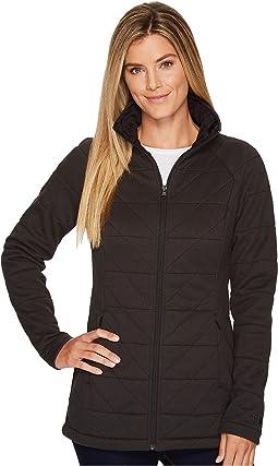 The North Face Knit Stitch Fleece Jacket