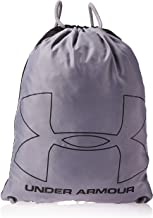 Under Armour Ozsee Sackpack uniseks-volwassene Duurzame en robuuste gymtas, veelzijdige sporttas met veel ruimte.