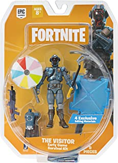 Fortnite Early Game Survival Kit Figure Pack, The Visitor