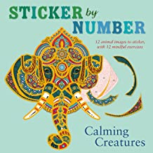 Best sticker by number calming creatures Reviews