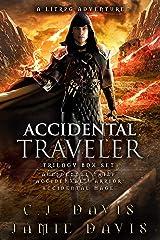 Accidental Traveler Box Set Volumes 1-3: An Epic Fantasy Gaming Adventure Trilogy Kindle Edition