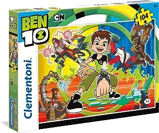 Clementoni 61801 Ben 10 Puzzle Gigante