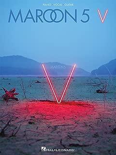 Maroon 5 - V Songbook