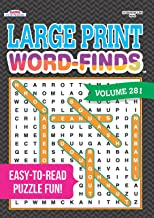Large Print Word-Finds Puzzle Book-Word Search Volume 281