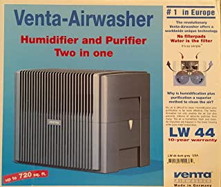Venta LW44 Air Humidifier and Purifier All-in-one