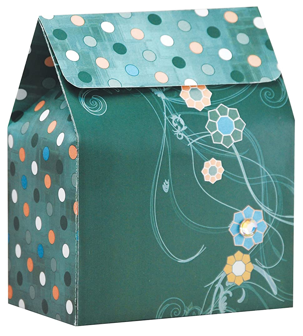 Blue Hills Studio BHS10301 ColorStories 12 inches x 12 inches Paper Pack Green