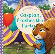 Caspian Crashes the Party: When You Are Jealous