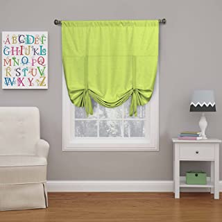 ECLIPSE Blackout Curtains for Kitchen - Kendall 42