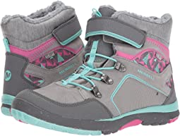 Merrell Kids - Moab FST Polar Mid A/C Waterproof (Big Kid)