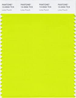 lime punch pantone