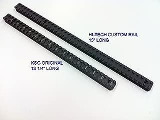 Kel-Tec KSG or KS7 Extended Precision Top Picatinny Rail - by Hi-Tech Custom
