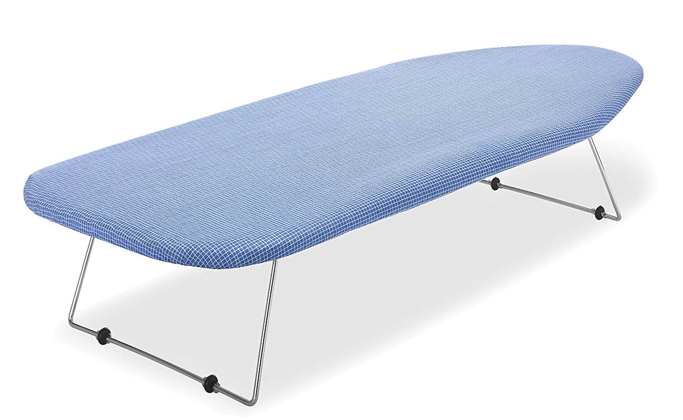 Whitmor Tabletop Ironing Board with Scorch Resistant Cover