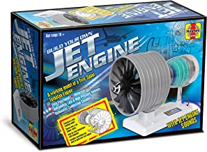 Haynes Build Your Own Jet Engine Fully Working Model Kit