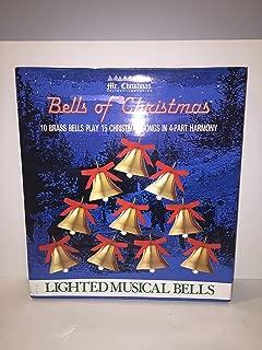 Best mr christmas brass bells Reviews